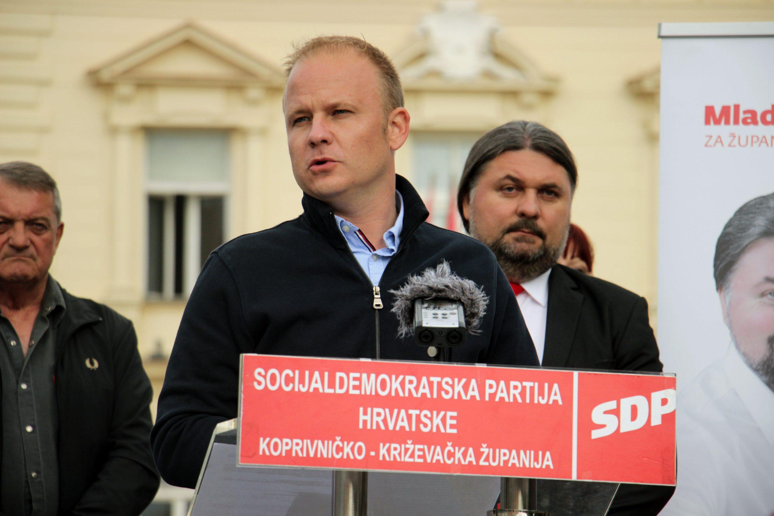 Gradonačelnik Mišel Jakšić//FOTO: IVAN GROBENSKI